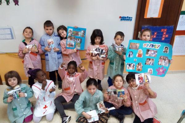 Educació Primària Vic Sagrat Cor Family
