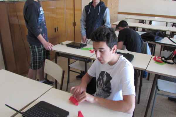 Vic Sagrat Cor Educació EI EP ESO Sant Jordi 2015 (4)